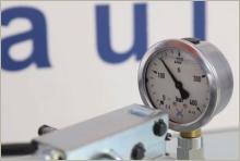 Druckmesser - Manometer