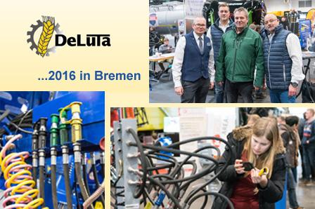 Wagener Hydraulik auf der DeLuTa 2016