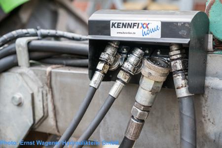 KENNFIXX home mit geparkten Leitungen
