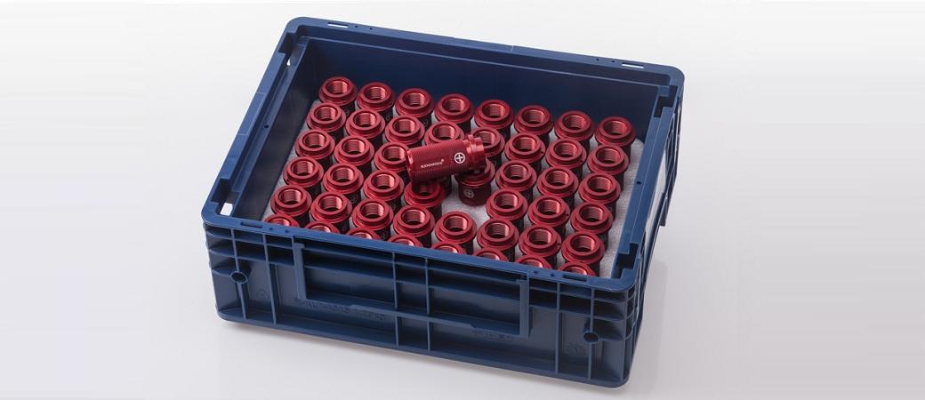 KENNFIXX Schlauchmarkierung in Box verpackt